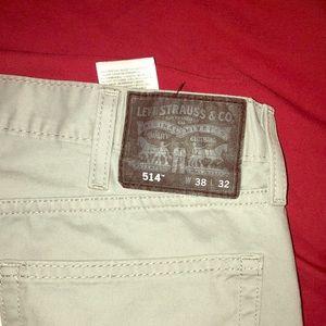 Levi khaki pants